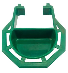 Plastic Bird Feeder Cups for Food and Water