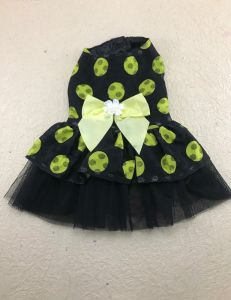 Cotton Frock for Dogs and Cats - Little Skirt (Pet Clothing)