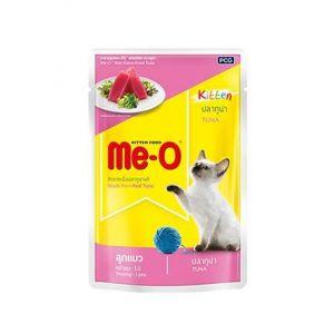 Meo Wet Kitten Food, Tuna - 80 gm