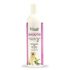 Lozalo Shootix Anti Tick and Flea Shampoo - 200 ml