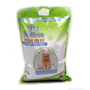 Pet Pattern Cat Litter - 5 Kg