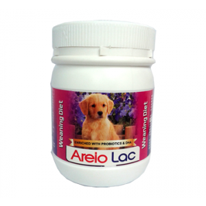 Areio Lac Weaning Diet