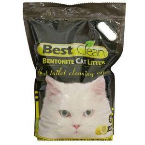 Best Clean Cat Litter, Lemon - 5 Kg