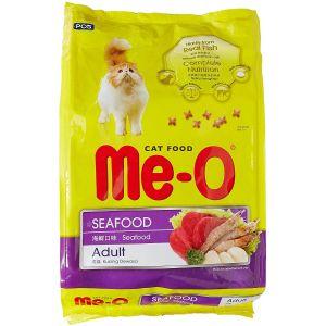 Meo Adult Cat Food, Seafood - 1.2 Kg