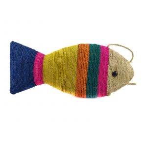 Scratching Fish for Cats, Large