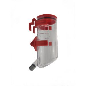 Hanging Automatic Pet Water Feeder Bottle Dispenser for Cage