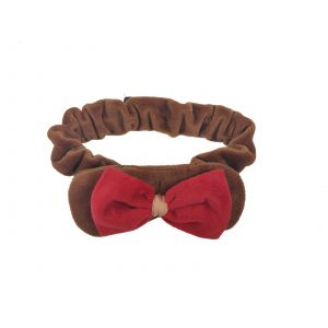 HUFT Stretchable Neck Bow for Dogs