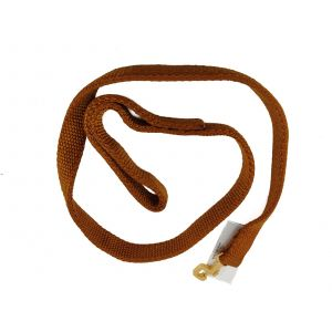 Leash with Brass Hook for Dogs