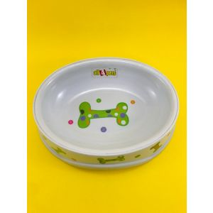 Al4Pets Plastic Bowl for Dogs and Cats