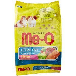 Meo Kitten Food, Ocean Fish - 1.1 Kg