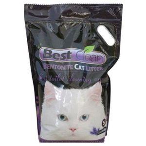 Best Clean Cat Litter, Lavender - 5 Kg