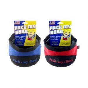 PetSport Pack My Bowl Dog Travelling Bowl