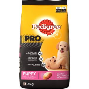 Pedigree Pro Puppy Large Breed, Dry Dog Food