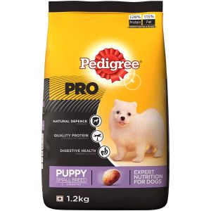 Pedigree Pro Puppy Small Breed, Dry Dog Food