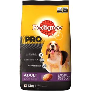 Pedigree Pro Adult Small Breed, Dry Dog Food