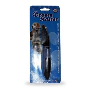 Groom Master Dematting Comb for Dogs and Cats